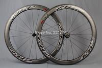 Fat 25mm Width Full Carbon 404 Firecrest Front Rear Wheels 50mm Clincher 10S/11S Road Bike Wheelset 20H/24H