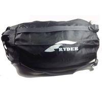BlueField Lightweight Compression Stuff Sack Bag Camping Sleeping BLACK