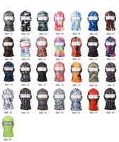 Balaclava hood face mask for winter ski motorcycle ATV Assorted Styles Free shipping