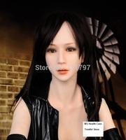 Free Shipping Life Size Sex Dolls Full Silicone Metal Skeleton Sex Toys For Men Ikita 158CM