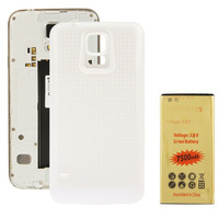Newest High Quality Phone Battery 7500mAh Mobile Phone Battery & Cover Back Door for Samsung Galaxy S5 / G900