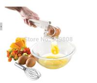 free shipping 96pcs/lot Peel & Separate Eggs Perfectly Handheld Egg Cracker/egg ez cracker/easy cracker