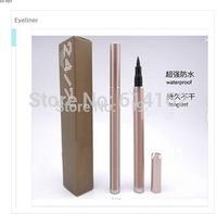Free Shipping Waterproof Eye Liner Eyeliner ( 6 pcs /lot)