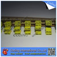 100pcs/lot yellow color Capacitor 223J 22nF 100V  223J/100V P=5mm Correction Capacitor
