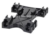 Free shipping Black Kiteboarding Line Strut Kite Line Mount Adapter For GoPro HERO 2 3 3+ 3 plus SJ4000