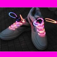 Colorful LED Light Up Shoes Shoelaces Luminous Shoestring Flash Glow Stick