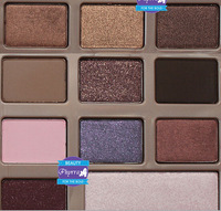 New Makeup Chocolate Bar 16 Colors Eyeshadow Palette Hot Selling High Quality Free Shipping 10pcs/lot