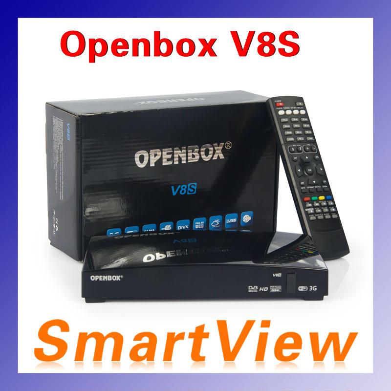 Приемник спутникового телевидения OEM Openbox V8S S V8 V8 WEBTV biSS 2 x uSb uSb Wifi 3G Youtube Youporn CCCAMD NEWCAMD приемник спутникового телевидения 2 hd openbox z5 youtube youporn