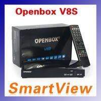 Openbox V8S Digital Satellite Receiver S V8 S-V8 Support WEBTV Biss Key 2x USB Slot USB Wifi 3G Youtube Youporn CCCAMD NEWCAMD