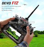 Walkera DEVO F12 FPV 12 Channel Real Time Transmitter 5.8GHz