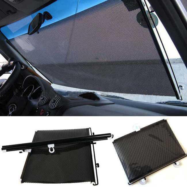 Защита от солнца для заднего стекла авто Brand New 58 * 125