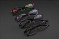 Nylon man women full rim optical Frame Round Cat Eye Fashion Spectacle oculos myopia glasses prescription eyeglass Reading 18022