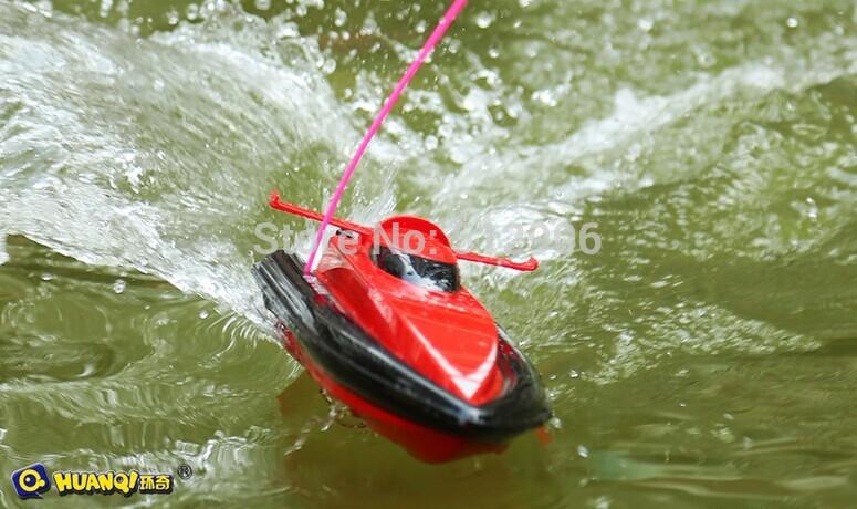 NO 954 mini RC boat waterproof Dynamic fashion remote control boat super speed boat free shipping(China (Mainland))