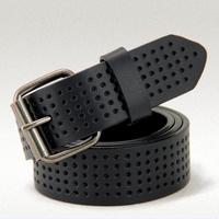 Unisex Fashion Genuine Leather Belts Luxury For Cinturon Black Buckle Belts  pk492