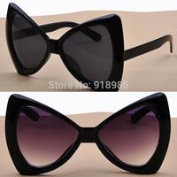 Fashion Summer Sun glasses Women Brand Deginer Luxury Vintage Oversized Cat Eye Sunglasses