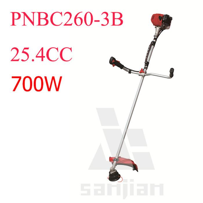 Robot Lawn Mower Easy-start system Grass Trimmer 25.4CC 700W Single Cylinder Agricultural Machine Good Helpewr Grass Cutter(China (Mainland))