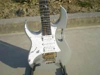 Rock Left-handed Gray 7v electric guitar