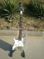 Rock Left-handed Gray 7.v electric guitar