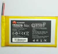 2pcs new for Huawei MediaPad tablet battery HB3G1H HB3G1 s7-301u 301w 302 303 Original Battery free shipping