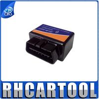 Mini ELM327 Bluetooth V1.5 OBDII obd2 super car scanner tool elm 327 elm327 v2.1