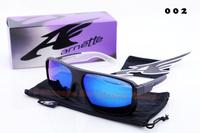 2014 NEWS STYLE design Colorful Lens oculos de sol Arnette Men's Square Cycling men women Sports Sunglasses with box