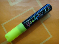 YELLOW Neon Liquid Chalk  Marker pen 15MM