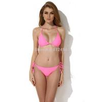 free shipping 2014 New Women Ladies Sexy  Bikini Set Swimwear
