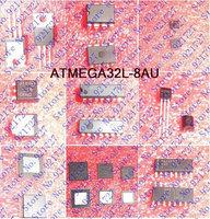 FREE SHIPPING ATMEGA32L-8AU 32K 8MHZ 3V 44TQFP ATMEGA32L 32L ATMEGA32 32L ATMEGA3 32L 1pieces
