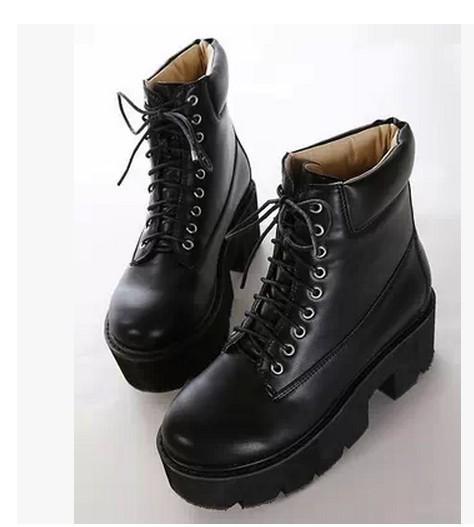 Купить женские туфли на платформе от 1 6 руб в