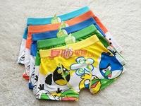 6 pcs kids underwear boys boxer shorts cotton character kids panties boy panties panties animal children panties boys underwear