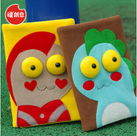 Creative Case Blocks Notebook 2014 New School Monsters Notepad Fashion Cute Diary Books Altman Writing Pads