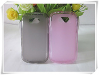20 pcs/lot + FREE SHIPPING, Pudding TPU Soft Case For ZTE Open 2