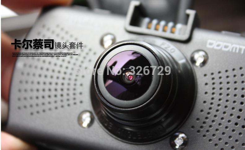 Автомобильный видеорегистратор DVR DODMT D99 AMBARELLA A7 lA70 60FPS GPS 4 M cMos 4 2.7 64G