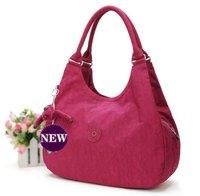1pcs new fashion Women Nylon Monkey kip Handbag women Shoulder Bag hot Travel Bags  free shipping