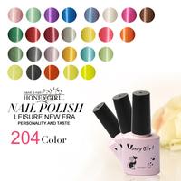 6pcs gel nail polish 233 colors honey girl gel nail polish soak off gel nail polish free shipping gel nail polish