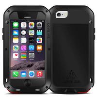 Original Love Mei Armor Case for iPhone 6 4.7 inch i6 in 6 Colors Anti-shock anti-water anti-dust Safegard with Gorilla Glass