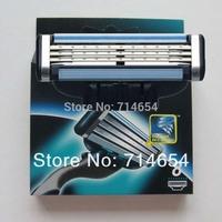 Free Shipping (16pieces/lot) Hot sell Men's Razor Blades,high Quality Blade,Shaving razor blade,Standard for US&RU&Euro