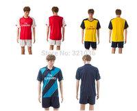 High  Quality   Home   Away  OZIL  GIROUD  RAMSEY   2015   training    Football Jerseys    Soccer uniforms    Kit  Free Shipping