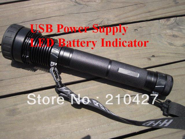 Prompt Xenon Light 85W/65W/45W Panasonic 9300mAh Hid Flashlight HID torch Hunting(China (Mainland))