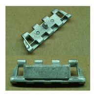 British Challenger tank model of type 1 1/35 pieces of metal tracked changes Assembled model