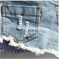 Baby children's clothing girls denim shorts children bermuda infantil menino bermuda jeans menino