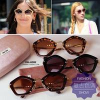 oculos de sol masculino fashion brand C sunglasses 2014 Novelty cat eye sunglasses women brand designer Y625