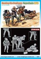 "1/35 ""Hunting the Partisans"" Yugoslavia 1943 (4 Figures Set)"