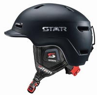Skiing gear exports the European and American fashion a integrated ski helmet paragraphs 2014 / a variety of colors to choose