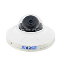 Original ESCAM HD3200 ONVIF 1080P IR Wireless Surveillance Security IP Dome Camera Outdoor Waterproof Web Camera 2pcs/lot