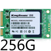 Kingshare 2.5 inch computer SSD 256G mSATA MLC Chip with Read 400MB Write 180MB for Laptop