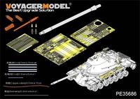 PE35686US M103A1 Heavy tank Basic(Gun barrel include) (For DRAGON 3548)