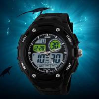 Brand SKMEI Sports Watches Men Waterproof Fashion Relogio Casual Digital Wrist Clock Watch LED Wristwatch MilitaryWristwatches