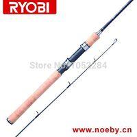 NOEBY Fishing Tackles spinning rod  Carbon Fishing Rod RYOBI HomBill-S602M with FUJI ring