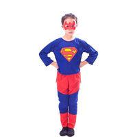 Children's Superman suit Halloween Children's performance clothing Superman clothes   95718-95720